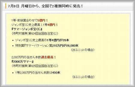 サマージャンボ宝くじ.JPG