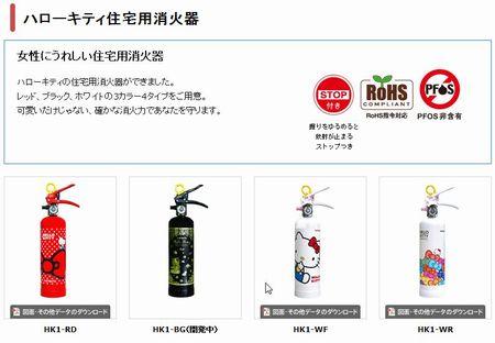 ハローキティ住宅用消火器.JPG