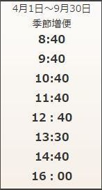 定期船の時刻表.JPG